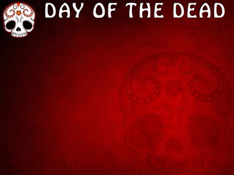 day of the dead powerpoint template adobe education exchange