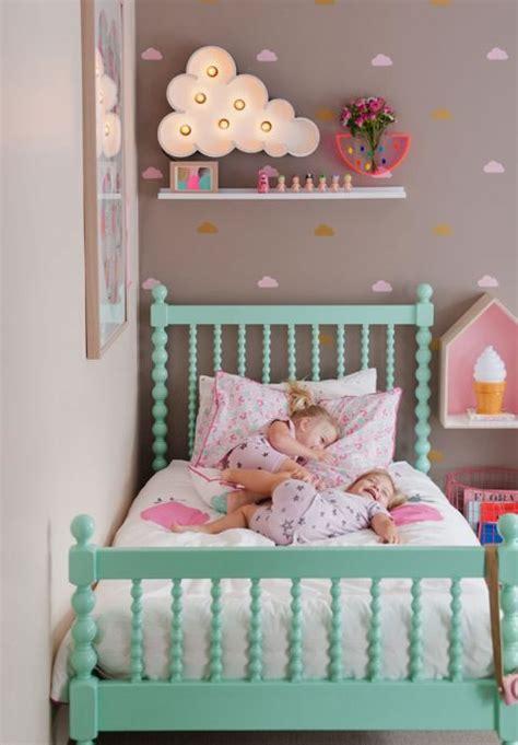 sweet adorable twin girls bedroom ideas atzine com preciosas y coloridas habitaciones para peques