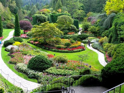 butchart gardens vancouve butchart gardens vancouver island my favorite places