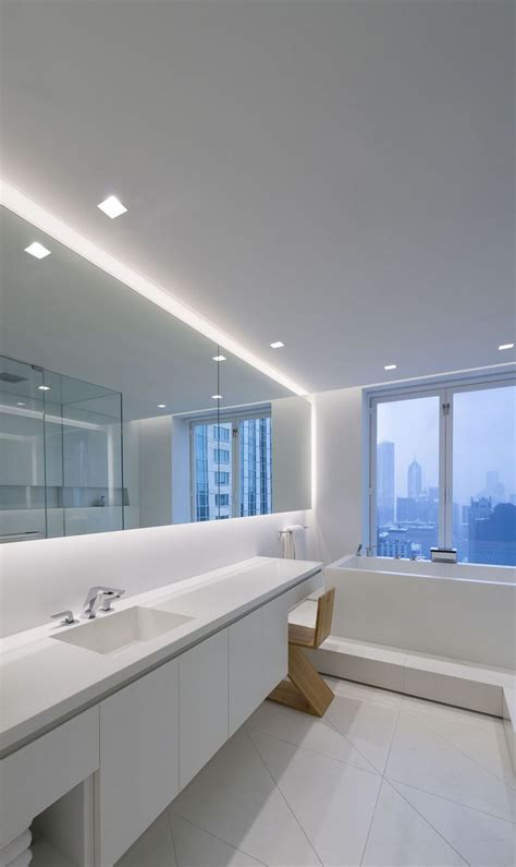 bathroom led lighting ideas 1000 images about pure lighting bathroom on pinterest