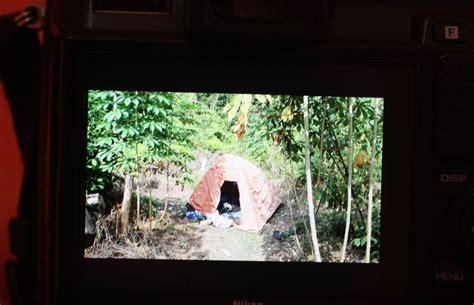 Tenda Anak Rimba perjalanan menemui orang rimba