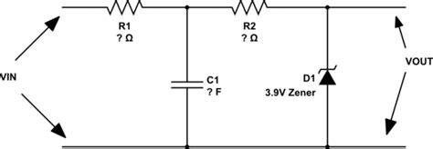voltage divider with zener diode is using zener diode with a voltage divider sensible electrical engineering stack exchange