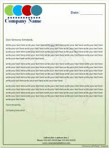 company letterhead template word excel pdf