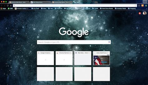 themes chrome web store friday five amazing things you can do with google chrome