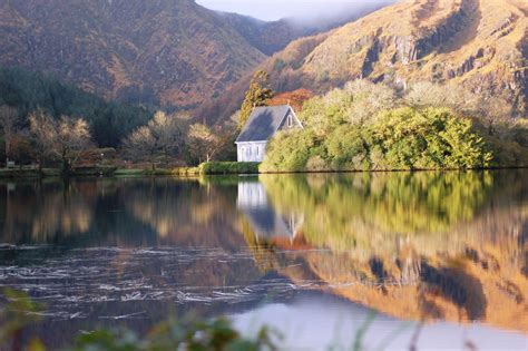 stay  west cork gougane barra location