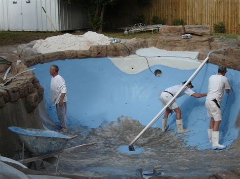 different types of pool finishes family pool cleaning