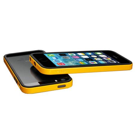 Spigen Sgp Neo Hybrid Iphone 5s 5 Back Cover spigen sgp neo hybrid ex for iphone 5s 5 yellow black