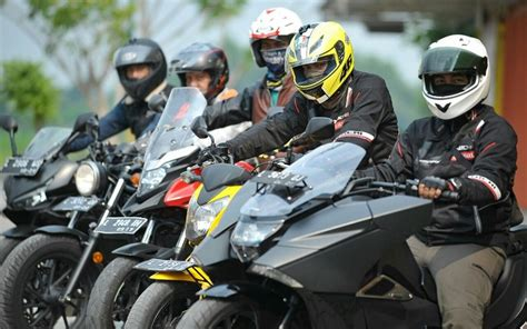 Kaos Support Honda Bikers Day 2017 by Bikers Big Bike Jatim Turut Ramaikan Honda Bikers Day 2017