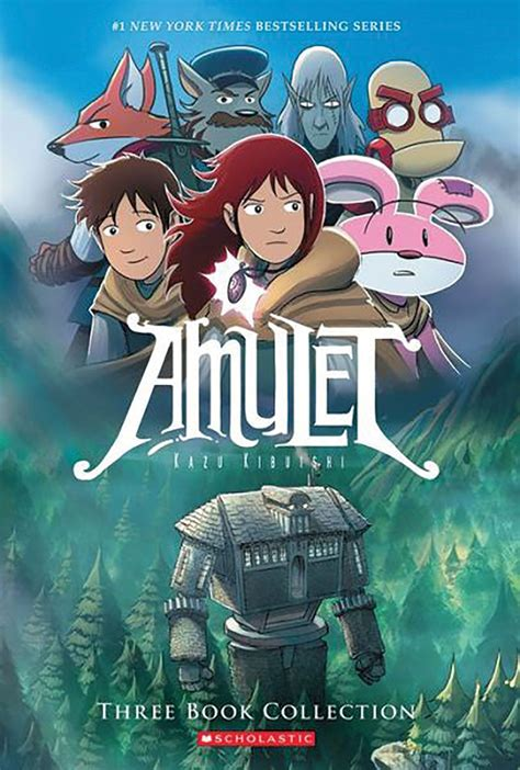 libro amulet choose your own adventure graphic novels for kids and teens parentmap