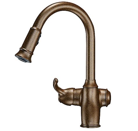moen showhouse kitchen faucet 2018 moen faucets with bronze finish article finecooking