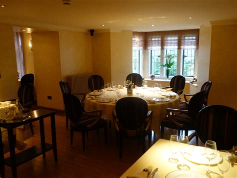 The Dining Room Whatley Manor by Review Of Uk Restaurant Whatley Manor By Andy