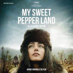 my sweet my sweet pepper land soundtrack 2013