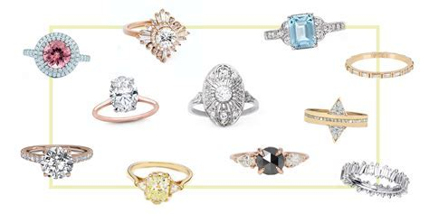 15 Best New Engagement Ring Styles in 2018   Vintage & Non