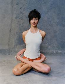 Bound Lotus Baddha Padmasana Bound Lotus Health