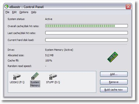 Ram Untuk Windows Xp cara membuat flashdisk jadi ram