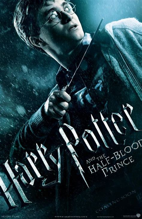 harry potter and the half blood prince series 6 harry potter and the half blood prince 2009 kalafudra