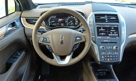Lincoln Mkz Hazelnut Interior by Lincoln Mkc Photos Lincoln Mkc Instrument Panel