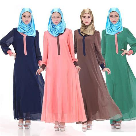 Dress Muslim Wanita Gamis Maxi Dress Turkey 4 buy wholesale muslim clothing from china