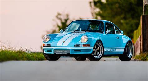 Porsche Classics by Capital Cars Classics De Porsche 911 Van Lightspeed