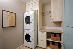 secrets for functional and attractive laundry room