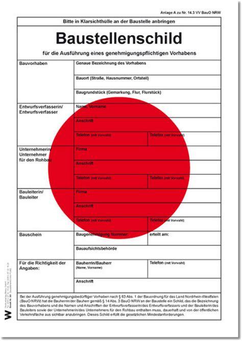 Baustellenschild Roter Punkt Berlin by Bautagebuch Steffi Und Michael