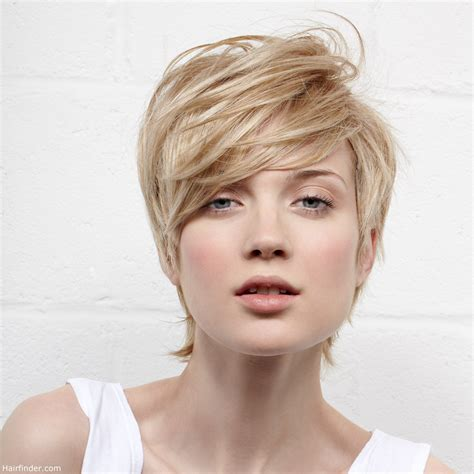 short haircuts when hair grows low on neck layered short haircut with neck hair that almost reaches
