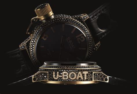 u boat brand u boat unleashes black diamond and bronze watches