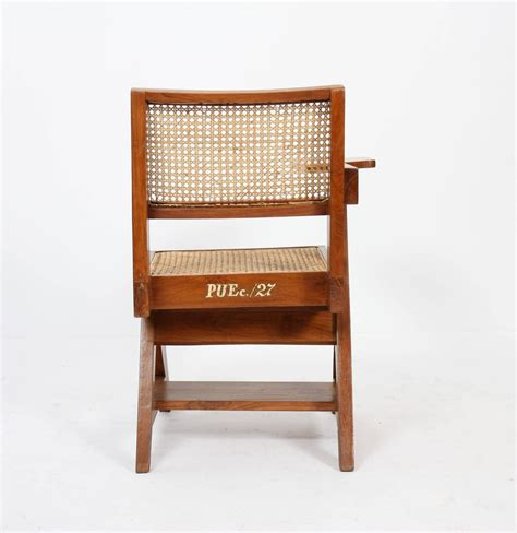 Pierre Jeanneret Quot Student Quot Desk Chair At 1stdibs Student Desk Chairs