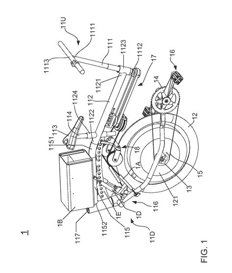 self balancing and sectional balancing patent us20140251708 uni wheel personal mobility vehicle
