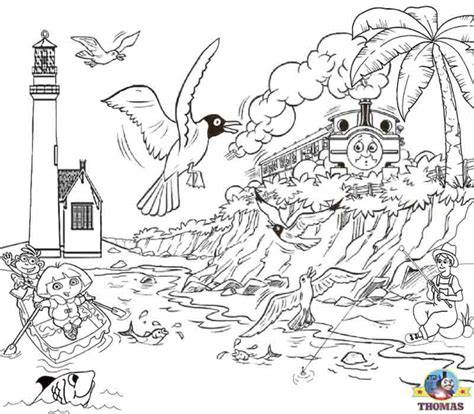 thomas coloring pages games coloring pages thomas the tank engine friends free