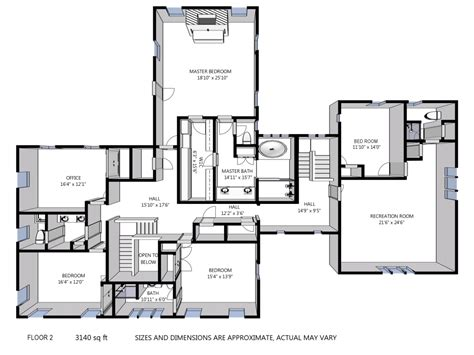 virtual floor plan floor plans virtual 203