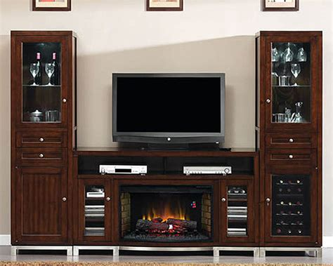entertainment center tresanti entertainment center w wine beverage cooler ts