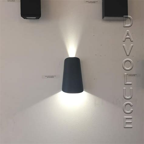 Outdoor Led Lights Australia Telbix Odel 12w Exterior Led Wall Light From Davoluce Lighting