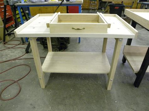 Plans For A Lathe Bench