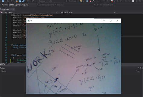 tutorial installing opencv library on visual studio windows opencv build and install visual studio 2017 contrib