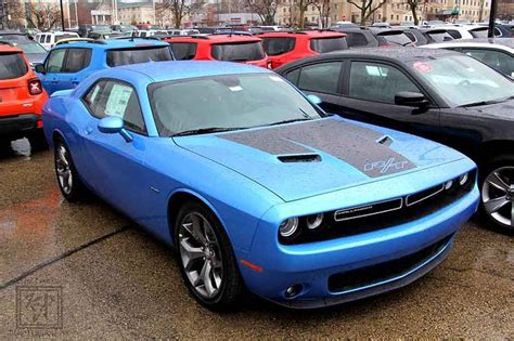 blue challenger rt 2015 b5 blue dodge challenger rt cars