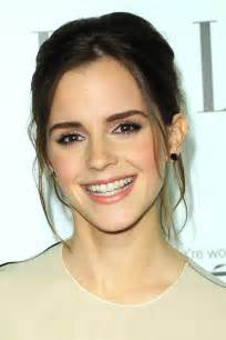 basic looking womens hairstyles emma watson makeup on pinterest emma watson hair emma