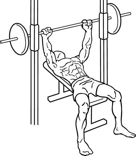 smith machine vs free weight bench press barbell vs dumbbell bench press ignore limits
