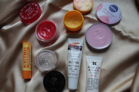 Pelembab Bibir The Shop ejsbeauty lip balm comparison nivea annasui kiehl s burt s bees etude the shop