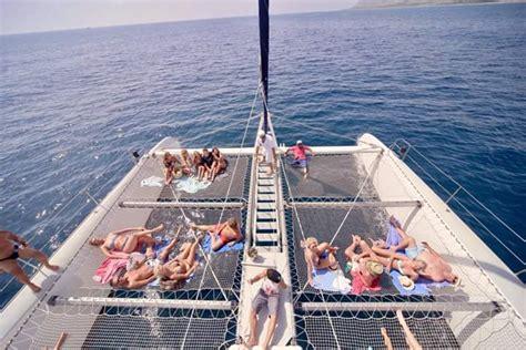 catamaran cruise alicante full day catamaran boat tour in alicante seabookings