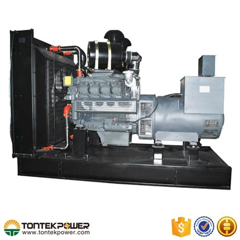 400kw generator diesel price in india with deutz engine