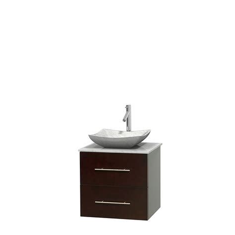 centra 24 in single vanity in white with solid surfacetop wyndham collection wcvw00924sescmgs3mxx centra 24 inch
