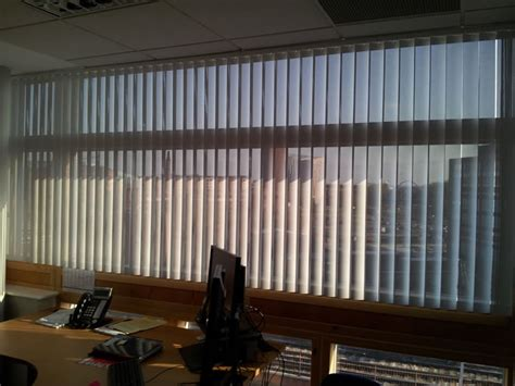 Office Blinds by Office Blinds Manchester Vertical Office Blinds