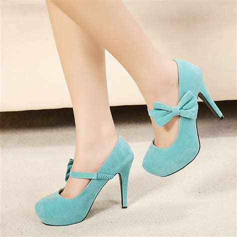 high heels with a bow free shipping fashion with bow thin high heels