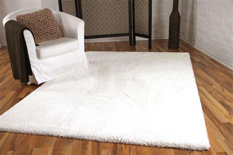 teppiche naturfarben luxus shaggy hochflorteppich silky soft creme teppiche