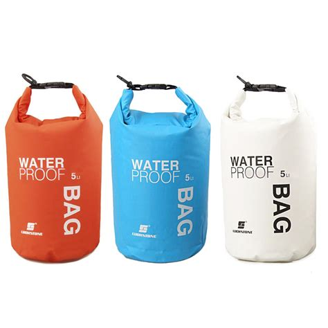 Mco7 Bag Waterproof Bag 5l 1 5l 10l 20l waterproof bag sack pouch canoe boating kayaking cing rafting hiking swimming