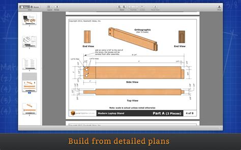 amma carpentry plan software idearoom transforms woodworking plans for the modern