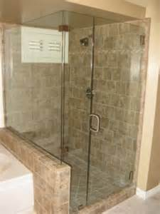 seamless shower doors