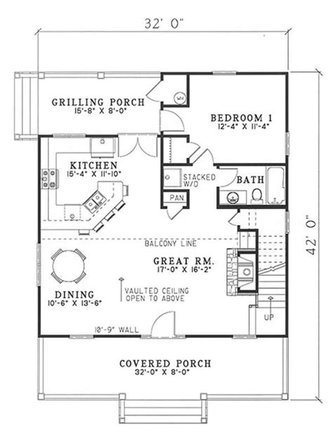 30x40 house plan start main floor houses main floor plan cabin in the woods pinterest floors