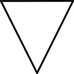 triangle template triangle template clipart best